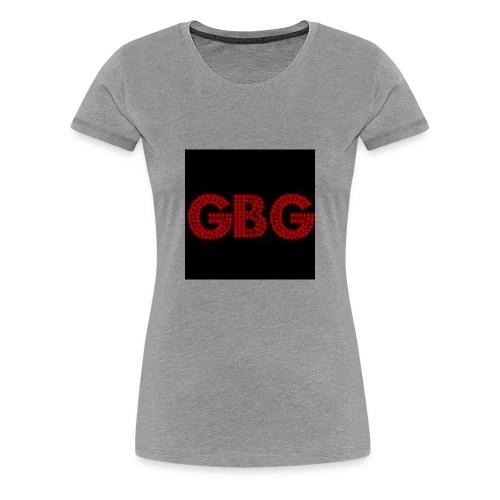GBG - Women's Premium T-Shirt