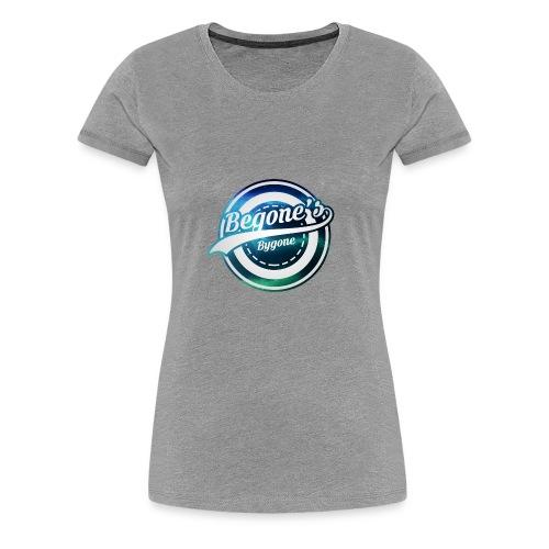 Begone's Bygone - Women's Premium T-Shirt