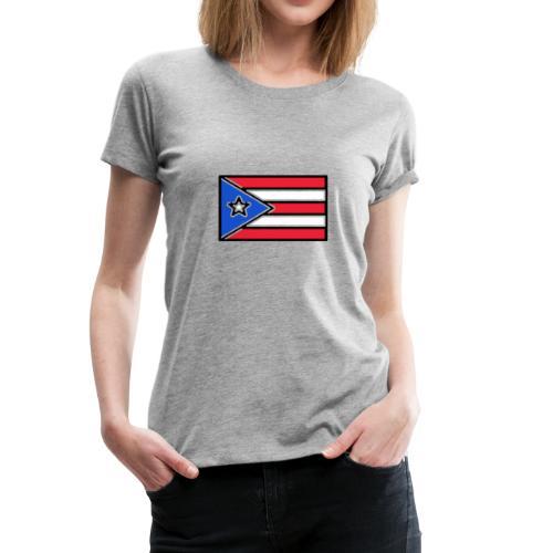 Puerto Rico - Women's Premium T-Shirt