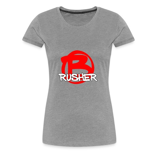 CS:GO B Rusher - Women's Premium T-Shirt