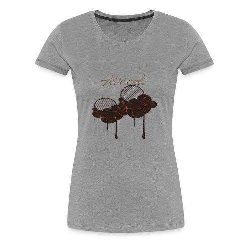 Bloody Rain Airiceli - Women's Premium T-Shirt