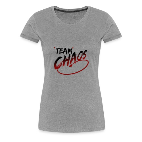 TEAM CHAOS - Women's Premium T-Shirt
