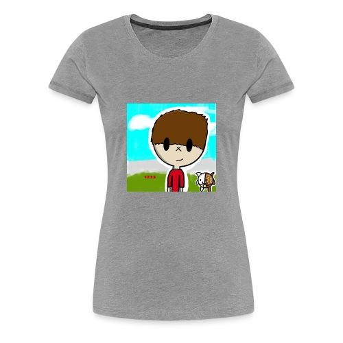 mlg123 - Women's Premium T-Shirt