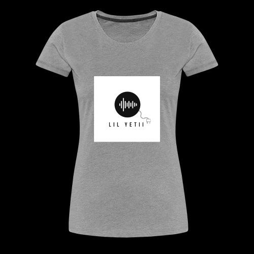 lil Yetii - Women's Premium T-Shirt