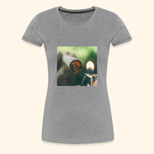 Smokers - Women's Premium T-Shirt