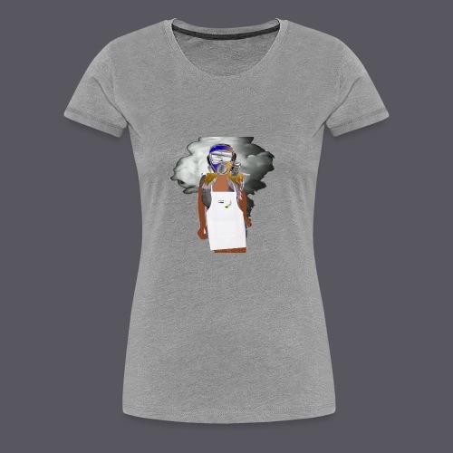 smoker choice - Women's Premium T-Shirt