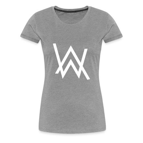 Alan Walker II - Women's Premium T-Shirt