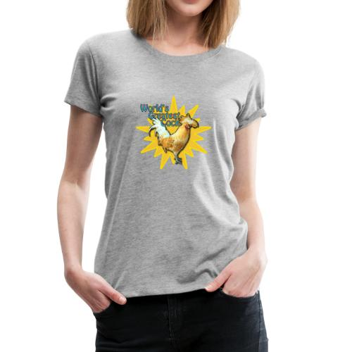 World's Greatest Cock Shirt - Women's Premium T-Shirt