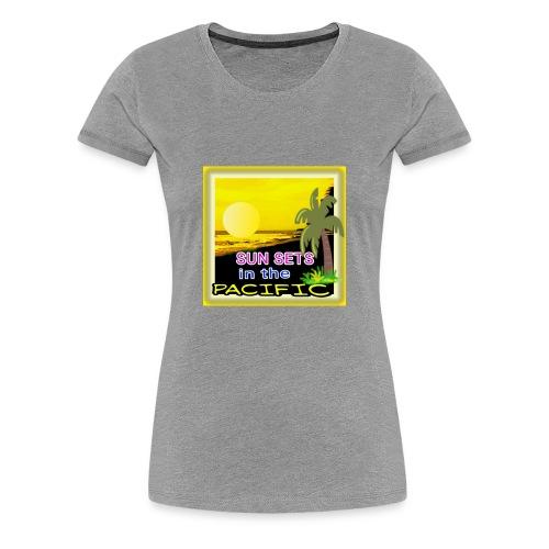 maziikdezine 1 - Women's Premium T-Shirt