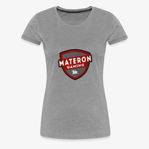 materon v1 - Women's Premium T-Shirt