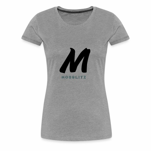 The Real Morglitz Merchandise! - Women's Premium T-Shirt