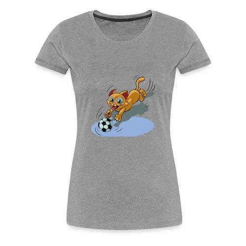 cat cute t-shirt - Women's Premium T-Shirt