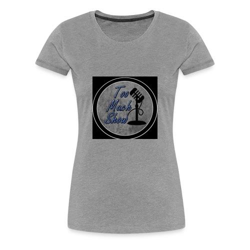 TMS Logo - Women's Premium T-Shirt