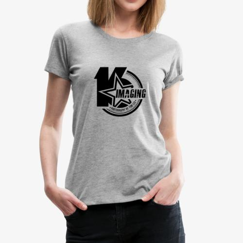 16 Badge Black - Women's Premium T-Shirt