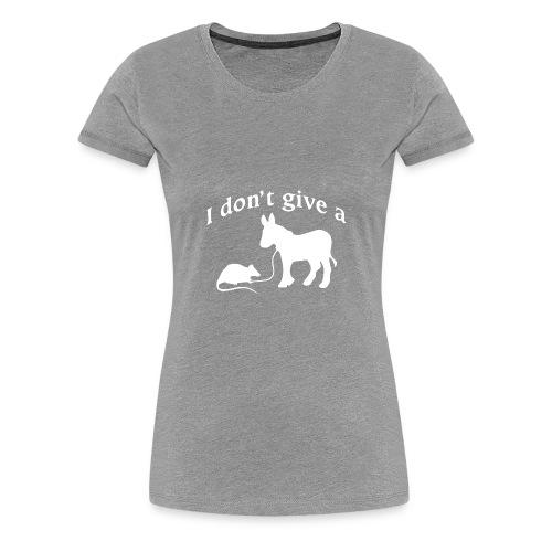 rats-ass-2 - Women's Premium T-Shirt