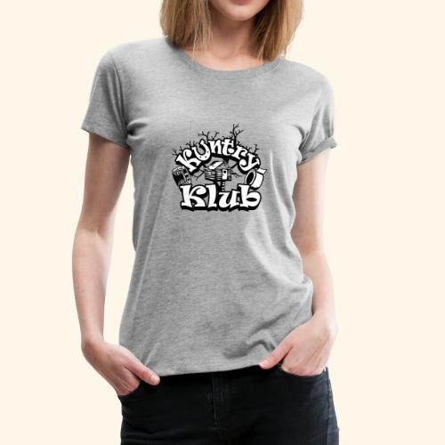 Kuntry 3d TEE - Women's Premium T-Shirt
