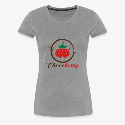 Chocoberry - Women's Premium T-Shirt