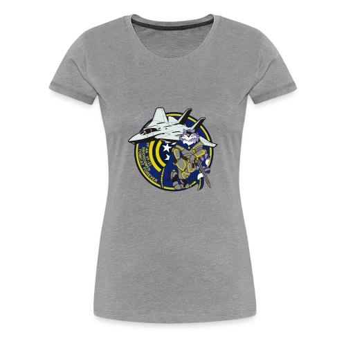 Swordsmen - Tomcat Forever - Women's Premium T-Shirt