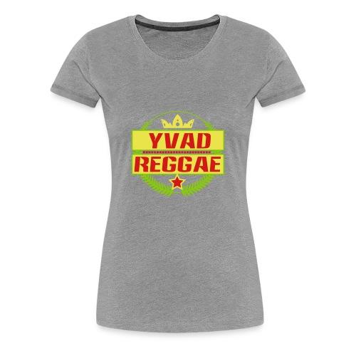 Yvad Reggae - Women's Premium T-Shirt