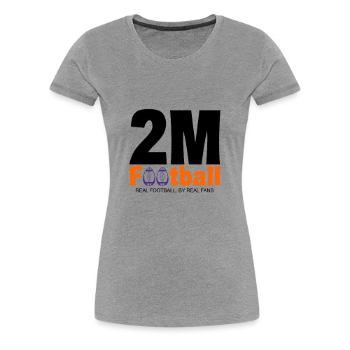 Official 2M Football Gear - Women's Premium T-Shirt