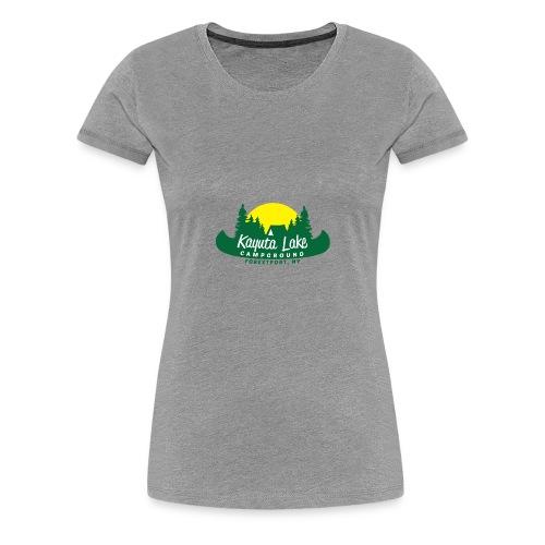 Kayuta Lake Campground - Women's Premium T-Shirt