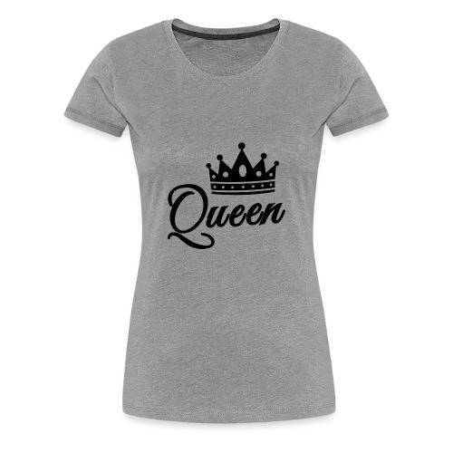 Queen Tshirt - Women's Premium T-Shirt