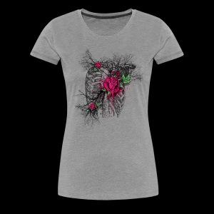 Hearty rib cage - Women's Premium T-Shirt