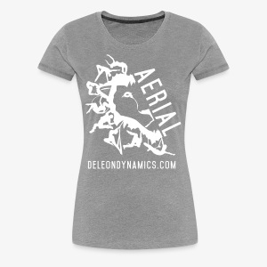 Aerial - Women's Premium T-Shirt