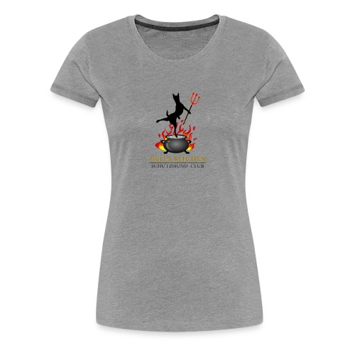 Hells Kitchen Schutzhund Club - Women's Premium T-Shirt