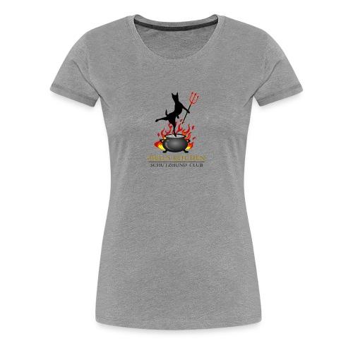Hells Kitchen Schutzhund Club - Women's Premium T-Shirt