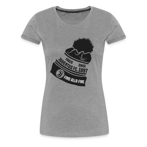 Juventus headgear - Women's Premium T-Shirt