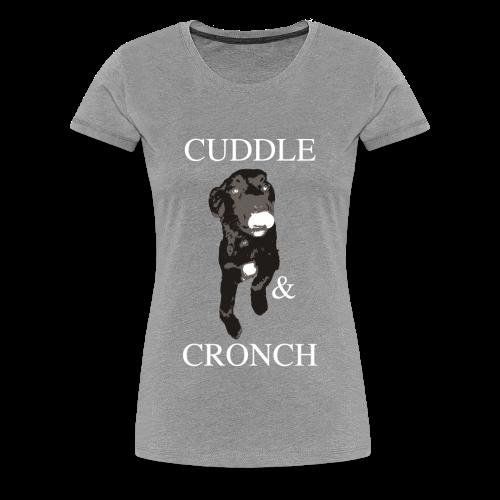 Cuddle & Cronch - Women's Premium T-Shirt