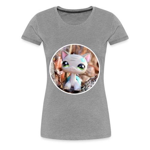 Hoodie - Jess Mascot - Women's Premium T-Shirt