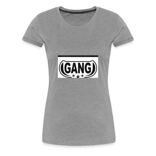 LDJ - Women's Premium T-Shirt