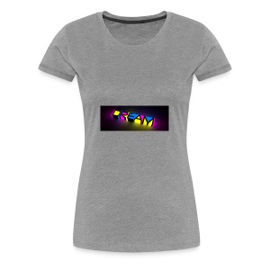 dream color neon - Women's Premium T-Shirt