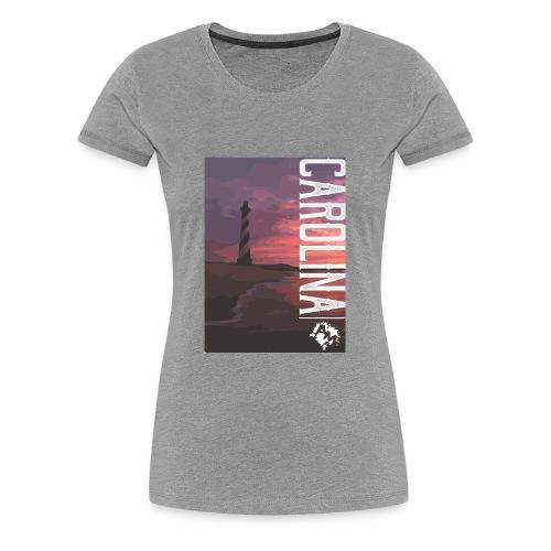 Carolina Tee - Women's Premium T-Shirt