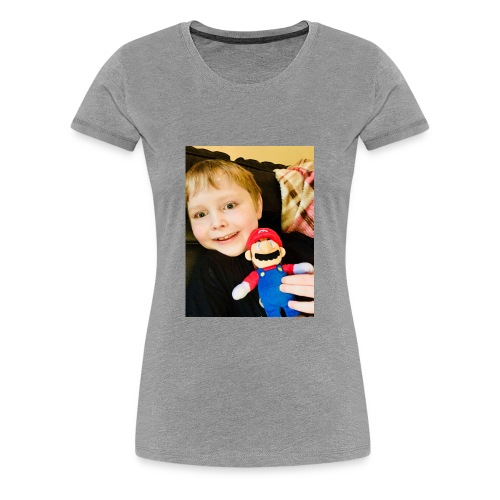 7A64EB6C 0D91 408A AC26 6EFC3A47AA73 - Women's Premium T-Shirt