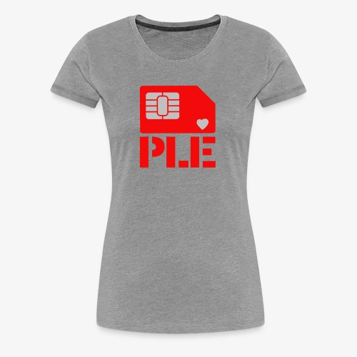 'SIM'PLE Design - Women's Premium T-Shirt