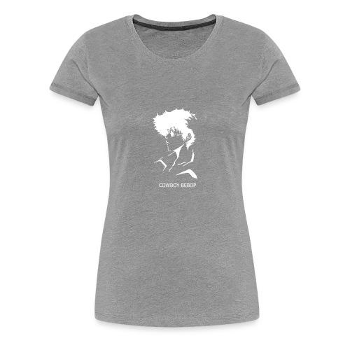 Cowboy Bebop logo - Women's Premium T-Shirt
