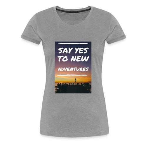 997CAD09 1F4C 4D7A B2B6 37143AA40852 - Women's Premium T-Shirt