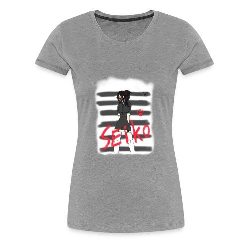 Seiko - Women's Premium T-Shirt