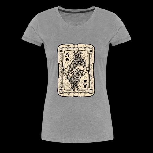Grim Reaper - Women's Premium T-Shirt