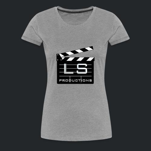 Lark Shark Logo - Women's Premium T-Shirt