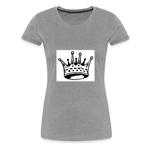 kings - Women's Premium T-Shirt