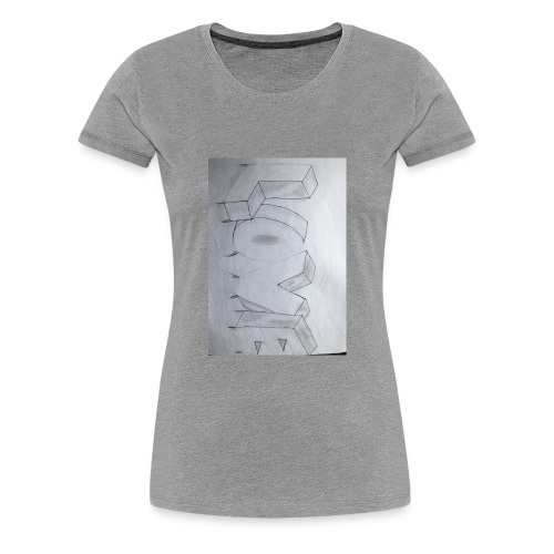 Ziyyon Love - Women's Premium T-Shirt