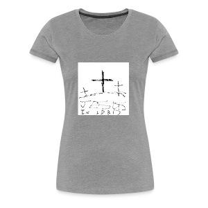 Jesus Is Lord - Women's Premium T-Shirt