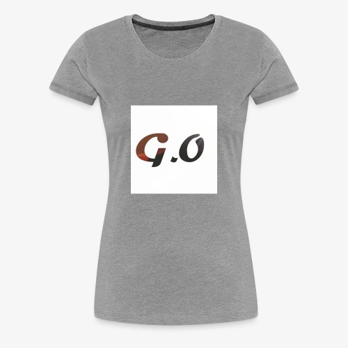 G.Original - Women's Premium T-Shirt
