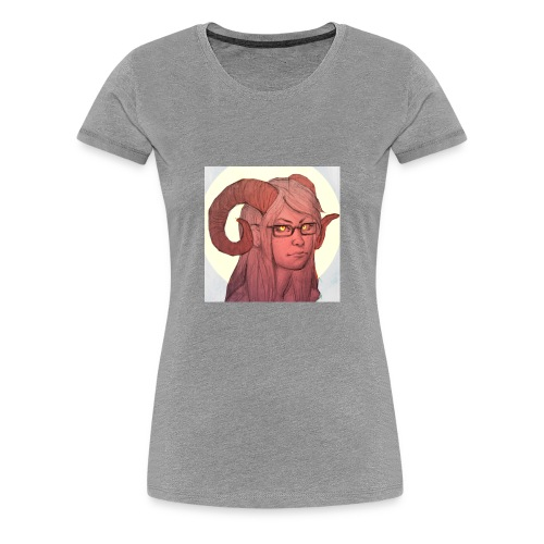 Syn Logo 3 - Women's Premium T-Shirt