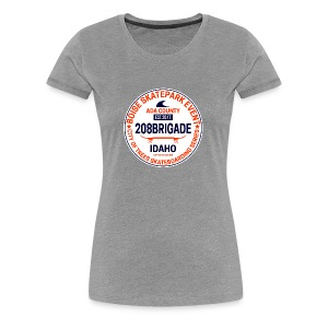 Boise Skate! - Women's Premium T-Shirt