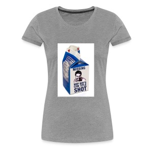 Missing CSW Title shot - Women's Premium T-Shirt